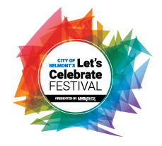 Let's Celebrate Festival Logo 2021